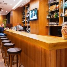 Bar do Hotel Radisson Faria Lima