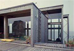 Horace Gifford Beach House