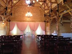 Country Chic wedding backdrop