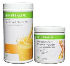 Herbalife Formula 1 + Personalized Protein Powder (PPP)