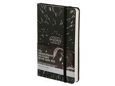 Star Wars Moleskine Ruled Notebook