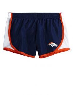 Denver Broncos Running Short
