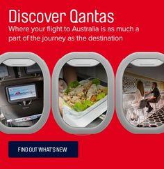 Discover Qantas