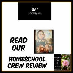 Life at Rossmont: Watchman Pictures, Princess Cut {Homeschool Crew R...