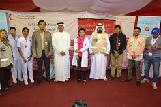 Thumbay Clinic Conducts Free Medical Camp at Red Crescent's Iftar Tent in UAQ – THUMBAY Group News