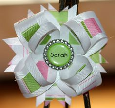 Personalized NAME & COLOR!!!