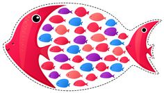 French April Fools' Day Custom: Le Poisson d'Avril Art For Kids, Crafts For Kids, Art Projects, Projects To Try, April Fools Day, Red Fish, Animal Decor, Fish Art, Do It Yourself Home