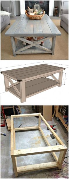 DIY Coffee Table – Rustic X DIY Coffee Table – Rustic X Related posts: DIY Rustic X Coffee Table – Build It in an Afternoon! (Beginner project DIY Coffee Table – Rustic X Diy desk ideas rustic coffee tables super Ideas DIY Rustic Modern Writing Desk Farmhouse Furniture, Rustic Furniture, Farmhouse Decor, Antique Furniture, Diy Living Room Furniture, Farmhouse Interior, Farmhouse Ideas, Outdoor Furniture, Farmhouse Bench
