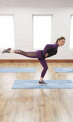 Dieses Workout hebt deinen Po in Nullkommanix