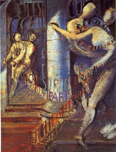 La grand malade by Max Ernst Max Ernst Paintings, Collages, John Heartfield, Hans Richter, Francis Picabia, Marcel Duchamp, Rene Magritte, Art Database, Fantastic Art