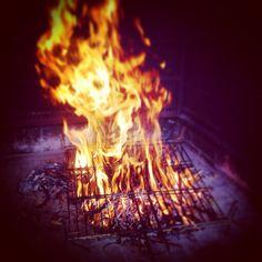 Controlar el fuego.