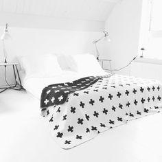Plusjes op het bed