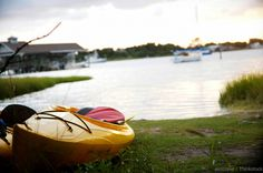 Cape Cod Kayaking is a Great Way to Enjoy the Water | Isaiah Jones Homestead B&B | Sandwich, MA