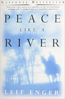 I can't think of anyone who'd deny this book is a MUST READ! Peace Like a River by Leif Enger is on Mary's read shelf. Mary gave this book 5 stars. I Love Books, Good Books, Books To Read, Reading Lists, Book Lists, Reading Time, Reading Room, Book Club Books, The Book