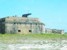 Pensacola, FL. Fort Pickens. A great little place out on the Gulf Island National Seashore