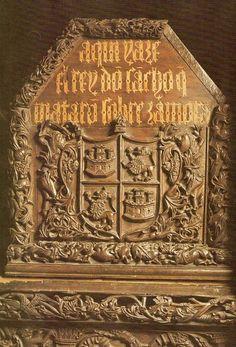 Tumba de Sancho II de Castilla en el Panteón real del Monasterio de San Salvador de Oña (Burgos) - Wikipedia, la enciclopedia libre
