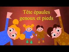 Catchy tune and a fun way to learn French. With annotations of the bird's body… French Songs, Tools For Teaching, Petite Section, Teaching French, Learn French, Learning, Logos, School, Fun
