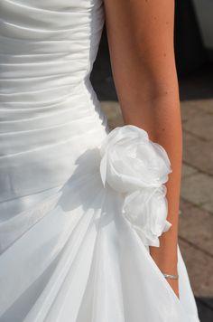 robe de marie modle lips de chez point mariage - Point Mariage La Rochelle