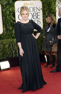 Adele - Golden Globes