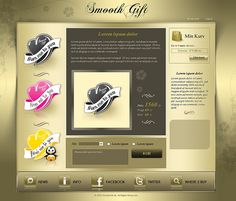 Extensively customized Magento store selling luxury gifts. Only three products to sell b2c: toys, accessories, clothes. Cute jQuery plugin for home page product layout.    Check live demo:  Demo    # Tableless design and 100% CSS-based  # W3C Valid XHTML 1 Magento extensions helps every one of us