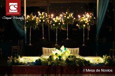 Mesa de Novios - wedding ideas