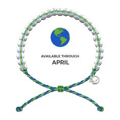 #EarthDay 2018  Bracelet April 22, 2108  See how you can help our environment supporting the work of the  4Ocean team