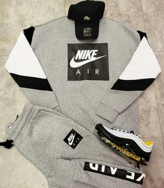 Trendy sport clothes nike street styles Ideas Source by nike Sneakers Outfit Men, Sneaker Outfits, Sneakers Fashion, Sneakers Nike, Nike Men Fashion, Womens Fashion, Swag Outfits Men, Tomboy Outfits, Sport Outfits