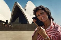 Australia's first hand-held mobile call was made at the Sydney Opera House on February 23, 1987, at 10.42am. (Wasn't this one but close...)