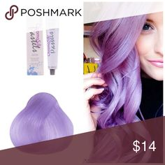 Pravana ChromoSilk Vivid Luscious lavender Pastel ChromaSilk VIVIDS are the most vibrant, long-lasting colors. These Semi-permanent colors and are applied directly to clean, dry, pre-lightened hair and is not mixed with any developer.   Want to bundle more Pravana vivid tubes? I have a wide range of inventory in stock.  Vivids Colors* Red Violet Blue Green Pink Magenta Wild Orchid Yellow  Neon Colors* Neon Pink Neon Orange Neon Yellow Neon Blue Neon Green   Pastel Colors* Luscious Lavender…
