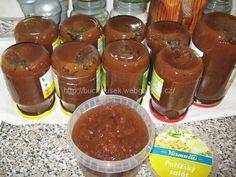 Pudding, Jar, Desserts, Food, Decor, Syrup, Tailgate Desserts, Deserts, Decoration