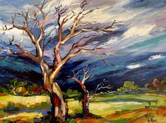 Marlise le Roux, colourful landscape artist from South Africa paints vivid original artworks of landscapes, forests & flowers. She is also the proud owner of Saxonwold Events Art Gallery that hosts regular art exhibitions. Landscape Art, Landscape Paintings, Landscapes, Forest Flowers, Ink In Water, Original Artwork, Abstract Art, Art Gallery, Watercolor