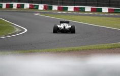 Nico Rosberg con el Mercedes