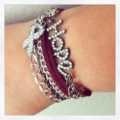 FALL+SALE+20+Multiple+Myeloma+wrap+around+bracelet+by+Roqlets,+$18.95