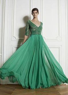 #Zuhair Murad designer  2013 collecion #evening wear http://www.finditforweddings.com