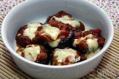 Receita de Berinjela com queijo brie em receitas de legumes e verduras, veja essa e outras receitas aqui!