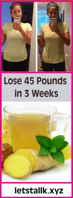 Weight Lose 45 Pounds in 3 Weeks Fast – Let's Tallk