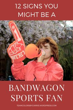 12 Signs That You Might be a Bandwagon Sports Fan. How many Apply to You? Football Quotes, Baseball Quotes, What Team, One Team, Nfl Fans, Football Fans, Donald Driver, College World Series, Sports Fanatics