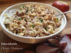 Paleo recept: Makreelsalade