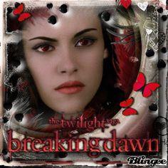 Bella Swan breaking dawn cullen vampire goth twilight saga kristen stewart
