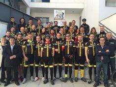 El nuevo club Bedmar Bike echa a rodar con casi cuarenta ciclistas