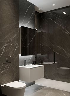 Home Room Design, Home Interior Design, House Design, Interior Modern, Interior Paint, Bathroom Design Luxury, Modern Bathroom Design, Washroom Design, Bad Inspiration