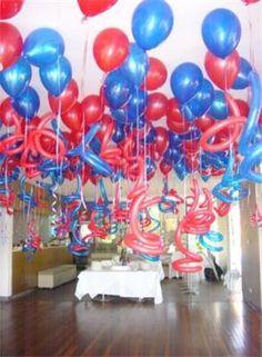 fiestas de adolescentes, decoracion - Buscar con Google