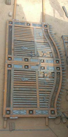 Gate Wall Design, Grill Gate Design, House Main Gates Design, Balcony Grill Design, Front Gate Design, Main Door Design, Modern Steel Gate Design, Steel Railing Design, Gate Designs Modern