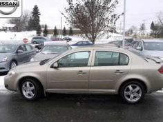 Check out this 2005 Chevrolet Cobalt available at Kline Nissan in Maplewood, MN.