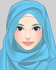 model hijab1