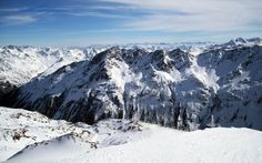 Mountains landscapes snow (2560x1600, landscapes, snow)  via www.allwallpaper.in