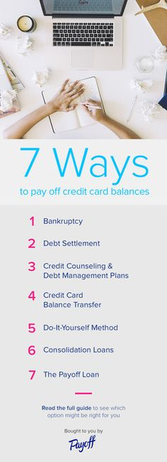 You refinance your mortgage, so why not your credit card payments? With Payoff…