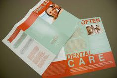 Fully editable Family Dentistry Brochure Template complete with photos and graphics. Brochure Design, Brochure Template, Leaflet Design, Family Dentistry, Used Computers, Computer Technology, Dental Care, Graphic Design, Templates