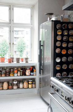 Casa con detalles que la hacen personal | Estilo Escandinavo