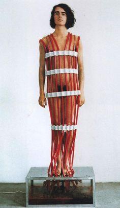 Rebecca Horn: Body Art, Performance & Installations | Installation Art, Performance Art | Anxious Objects, Conceptual Art, Desire, Machines, Memory, Play, Rebecca Horn, Sexuality |Contemporary Art